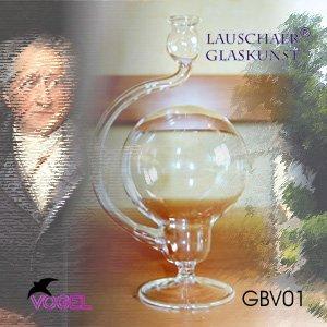 Goethebarometer auf Fuß