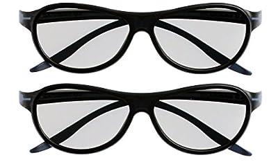 LG EBX61668501 3D Glasses 2 Pair Branded