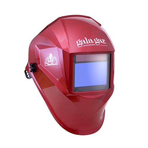 Gala Gar 51259B Elektronisch masker Galaxy, rood