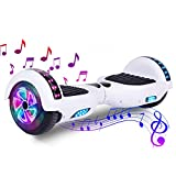 JOLEGE Self Balancing Hoverboard, 6.5' Hoverboards Self Balancing Scooter for Kids Adults - UL2272 Certified