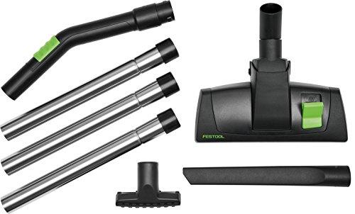 Festool 203431 Staubsauger Reinigungsset, schwarz/silber, 7 Stück
