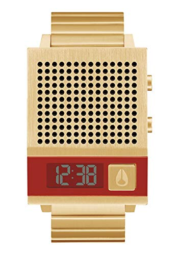 Nixon Dork Too Men's All Gold Watch