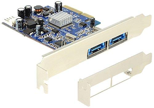 DeLock PCIe > 2 x Multiport USB 3.0 + eSATAp