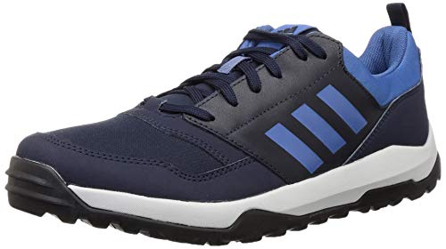 Adidas Men's Blue Trekking Shoes-8 UK (42 EU) (CM0009)