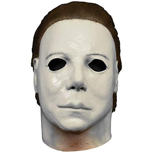 Halloween Michael Myers Mask Boogeyman 1978 White