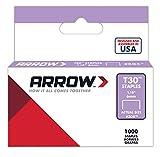 Arrow T30 - Grapas para pistola grapadora (caja con 1000 unidades, 6 mm)