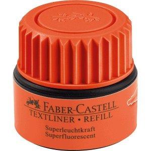 Faber Castell Nachfülltinte für den Textmarker 48 Refill 25ml orange