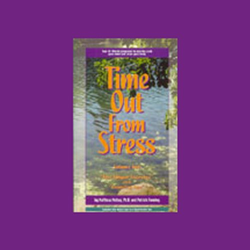 Time Out from Stress, Volume 2 audiobook cover art