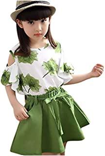 Belababy Casual Two Pieces Dress Dress For Girls