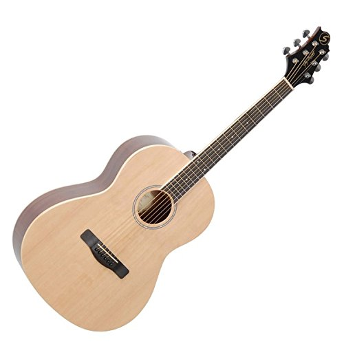 Samick Greg Bennett Design ST92 Acoustic Guitar, Natural
