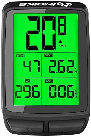 ANVAVA Bike Computer Bicycle Speedometer Wireless Cycling Odometer Multifunctional Waterproof product image
