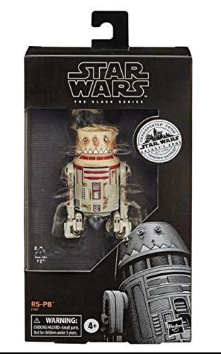 Star Wars The Black Series R5-P8 15 cm große Star Wars Galaxy's Edge Action-Figur zum Sammeln, Spielzeug für Kids ab 4 Jahren