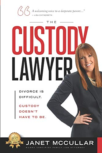 The Custody Lawyer: Divorce Is Difficult - Custody Doesn't Have To Be