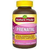 Nature Made Prenatal Vitamin with Folic Acid, Iron, Iodine & Zinc, 250...