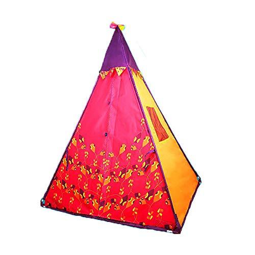 SHWYSHOP Tenda per Bambini, Tenda da Gioco per Ragazza/Ragazzo, può Essere utilizzata all'Interno o all'Esterno, puoi goderti Il Tempo di Gioco Genitore-Figlio