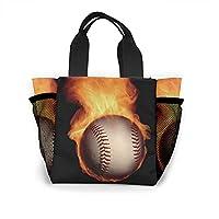 かっこいい 野球 エコバッグ ショッピングバッグ 買い物袋 トートバッグ ランチバッグ おしゃれ 大容量 収納 軽量 通学 通勤 男女兼用
