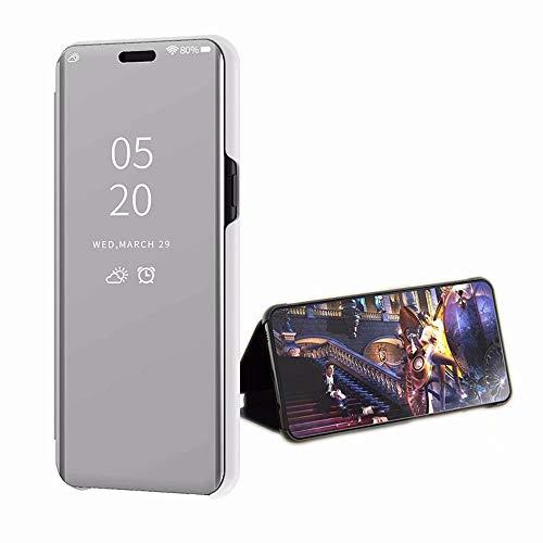 sigua Funda Compatible para Samsung Galaxy S7 Edge, con Samsung Galaxy S7 Edge Cristal Templado[1 Piezas],360 °de Protection Carcasas Samsung Galaxy S7 Edge Impermeable.Plateado
