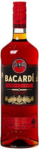 Bacardi Carta Fuego Rum (1 x 1 l)