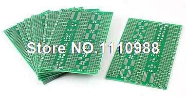 Lysee Screws - 10 40% OFF Cheap Sale Pcs Single Year-end annual account Universal Ci Side PCB SMD Prototype
