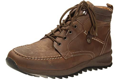 Waldläufer 388001 200 800 Stiefel mit RV - 388001 Stiefel Helle H-Weite Braun Gr. 10½