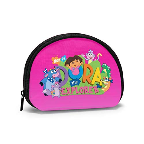 ドーラといっしょに大冒険 (3) おしゃれ レディース メンズ 小銭入れ 男女兼用 小物入れポーチバン 化粧品袋 財布 プレゼント 人気 携帯に便利である