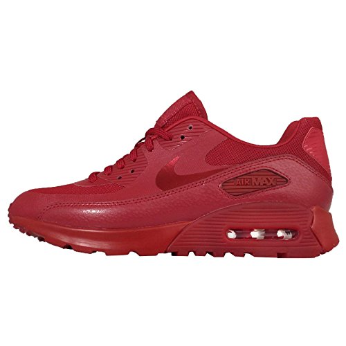 Nike Damen W Air Max 90 Ultra Essential High-Top, Rosso (Gym Red/Gym Red-University Red), 41.5 EU