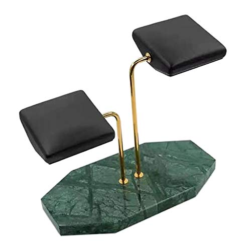 #N/A Watch Display Stand Leather Holder Cushion Watch Head Band - Style 4