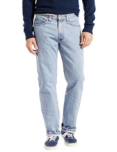 Levi's Herren 00505-4834 Jeans, Light Stonewash, 36W / 32L