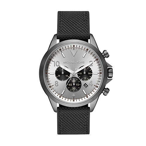 Michael Kors Gage Stainless Steel Chronograph Watch