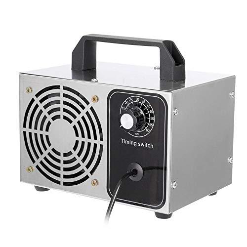 JXTBFQ Generador de ozono Comercial, ionizador de O3 de Alta Capacidad de 10000 MG/h, purificador de Aire de ozono Industrial, Desodorante, esterilizador, Utilizado para Eliminar el Olor