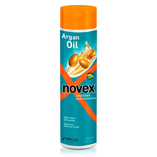 Novex Après-shampooing à l'huile d'argan, 300 ml
