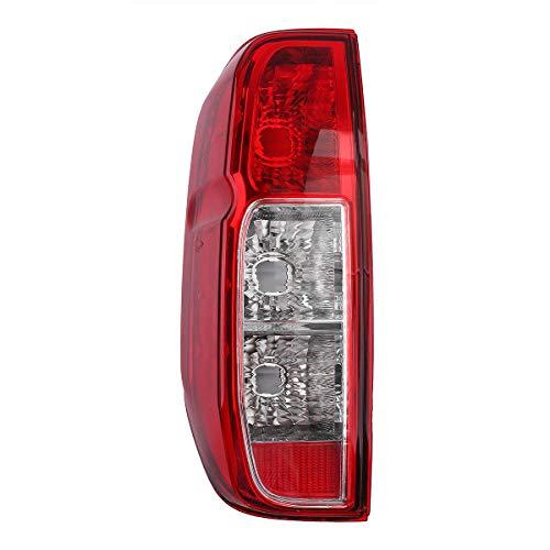 WBZ LED Piloto Trasero Luz,Lámpara De Freno De Luz Trasera De Coche Sin Arnés De Cableado De Bombilla Izquierda/Derecha para Nissan Navara D40 2005-2015 (Color : Left)