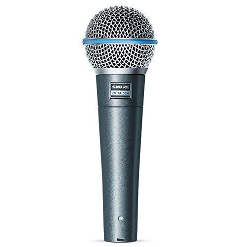 Shure Beta 58A Microfono Grigio