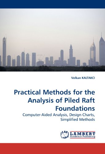 Practical Methods for the Analysis of Piled Raft Foundations: Computer-Aided Analysis, Design Charts, Simplified Methods