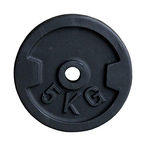 Discos de pesas (hierro fundido, 30 mm, 5, 10, 15 y 20...