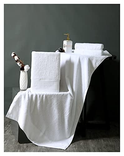 WSZMD Conjunto De Toallas De Baño Toallas De Baño Conjunto De Toalla De Ducha para Gente Cocina (Color : A, Size : 40 * 80 180g)