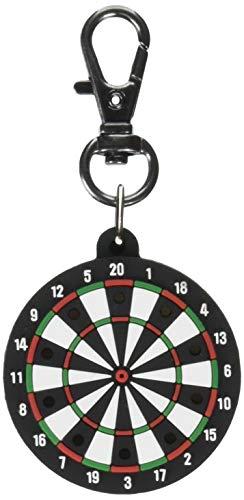 Manuel gil portachiavi trinidad dartboard shape tip holder black