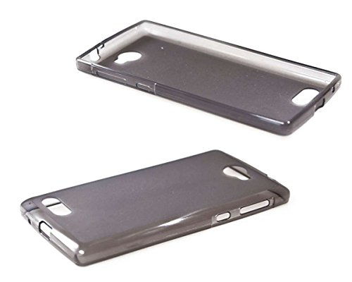 caseroxx TPU-Hülle für Archos 50 Diamond, Handy Hülle Tasche (TPU-Hülle in schwarz)