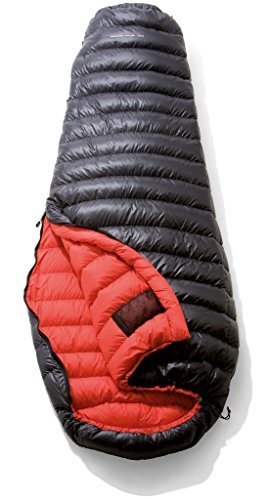Sac de couchage en duvet Yeti VIB 250-L-Left Zipper