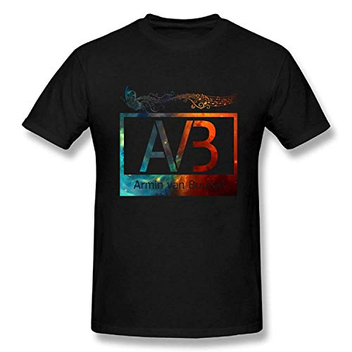 Shichangwei Armin Van Buuren - Camiseta de algodn suave para hombre