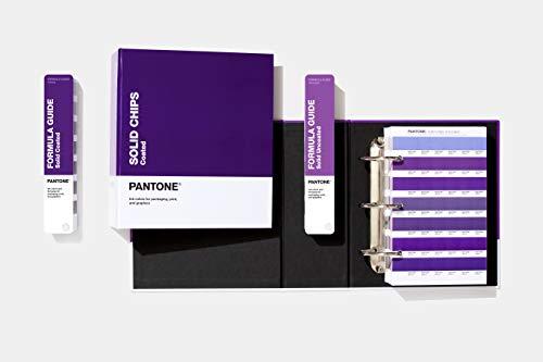 PANTONE Solid Color Set (Formula Guide + Solid Chips)