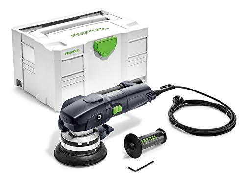 Festool Renovierungsfräse RG80E-Plus 1100W Herstellernr. 768016, Schwarz/Grün