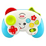 Ububiko Juguete Interactivo bebés eléctrico Mi Primer Mando de Consola, Juguete de Aprendizaje para bebé +6 Meses