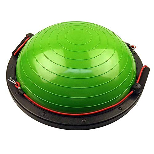 For Sale! PHNWL-Gym Ball Exercise,Multi-Functional Balance Training Half Stability Ball for Gym Exer...