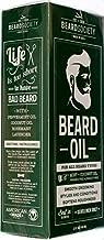 Beard society beard oil Gentlemen only 2fl.oz Mint, Coconut oil USA made