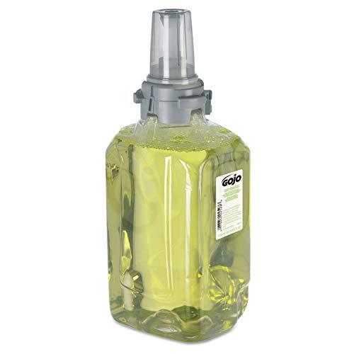 GOJO 881303 ADX-12 Refills, Citrus Floral/Ginger, 1250mL Bottle, 3/Carton
