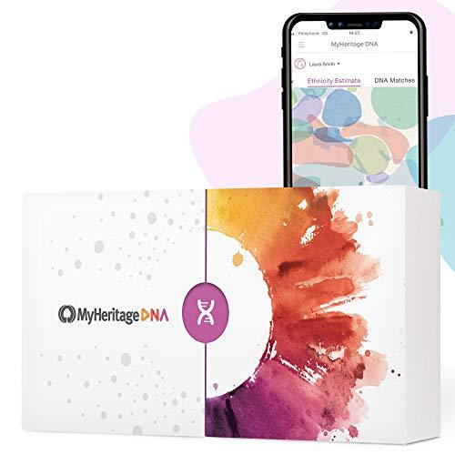 MyHeritage DNA Test Kit — Gentest für die Familienforschung