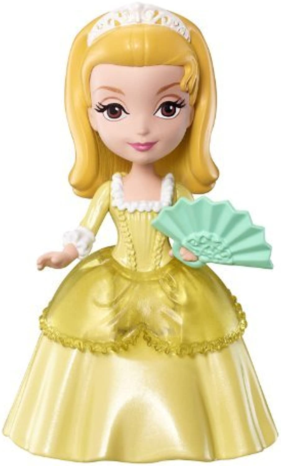 Disney Sofia the First 3 Inch Action Figure Princess Amber by Sofia the First