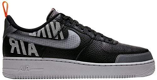Nike Herren Air Force 1 '07 LV8 Schwarz 46