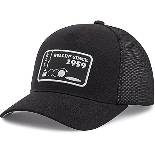 Ping Rollin 59 Adjustable Snapback Golf Hat - 2020 Black